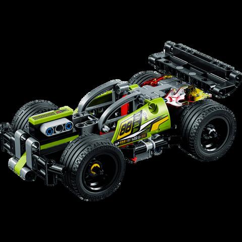 【直营】LEGO乐高积木拼装玩具机械组系列重击!42072