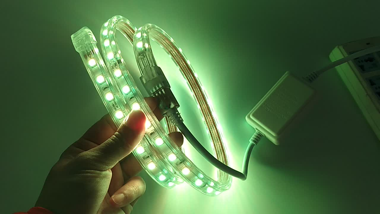 led rgb strip 50m