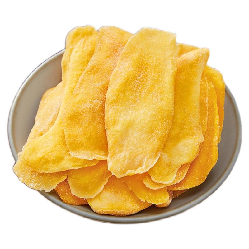山野里芒果干100gx3袋装蜜饯果脯果干类果干组合混合零食休闲零食