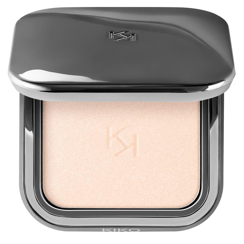 kiko自然哑光粉饼控油持久遮瑕定妆质量怎么样