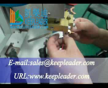 18650 battery spot welder of battery pack spot welding