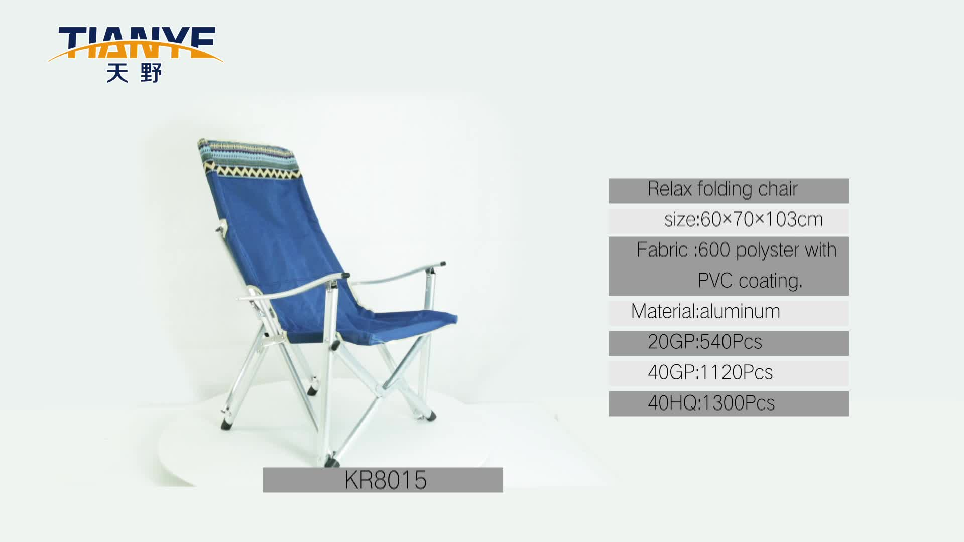 Outdoor folding chair parts - Tianye Outdoor Folding Chair Padded Folding Beach Chair Armchair With Cup Holder