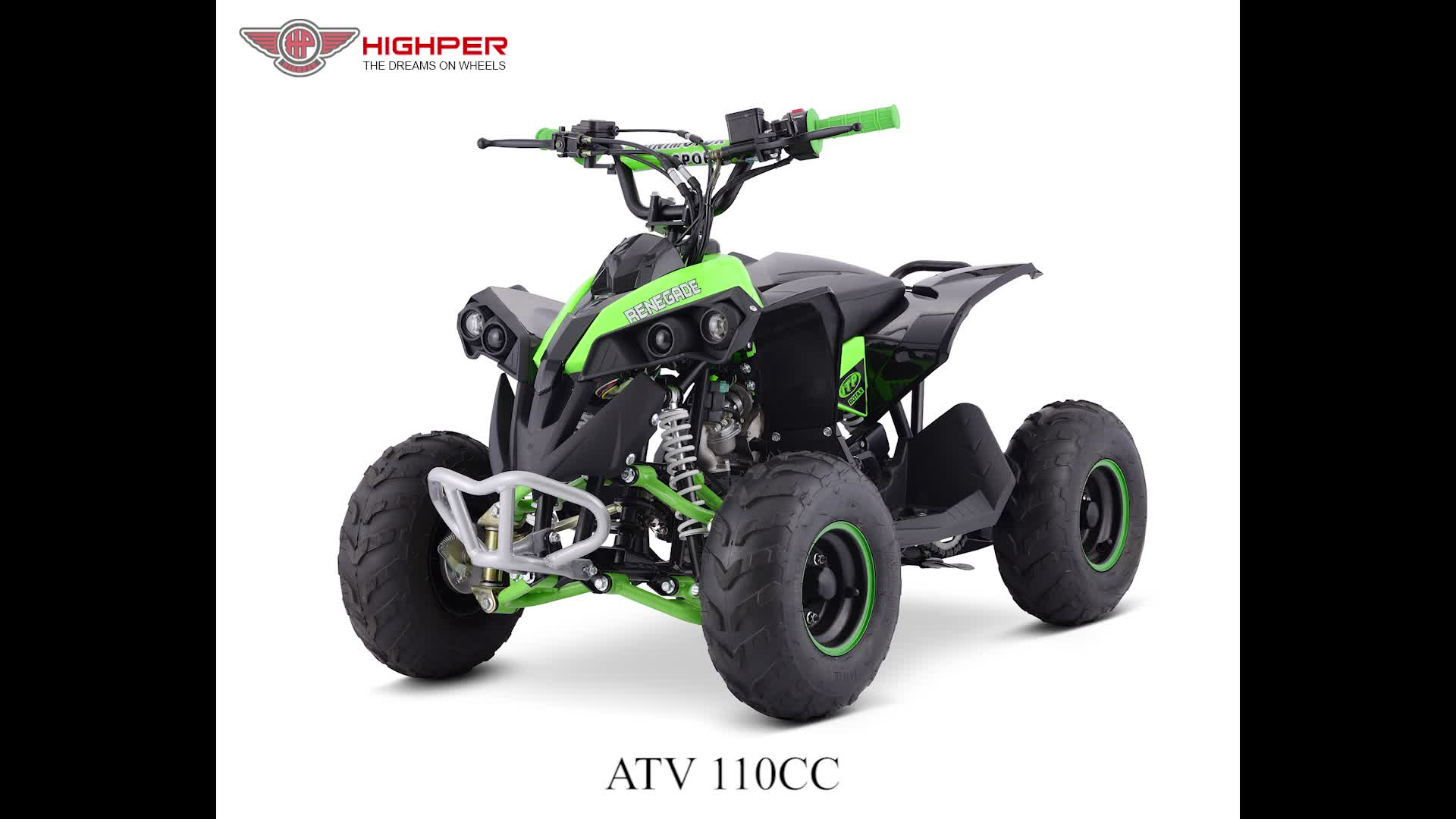 Kids Automatic 70CC/ 110CC 4 Stroke ATV For Sale (ATV-3-C)