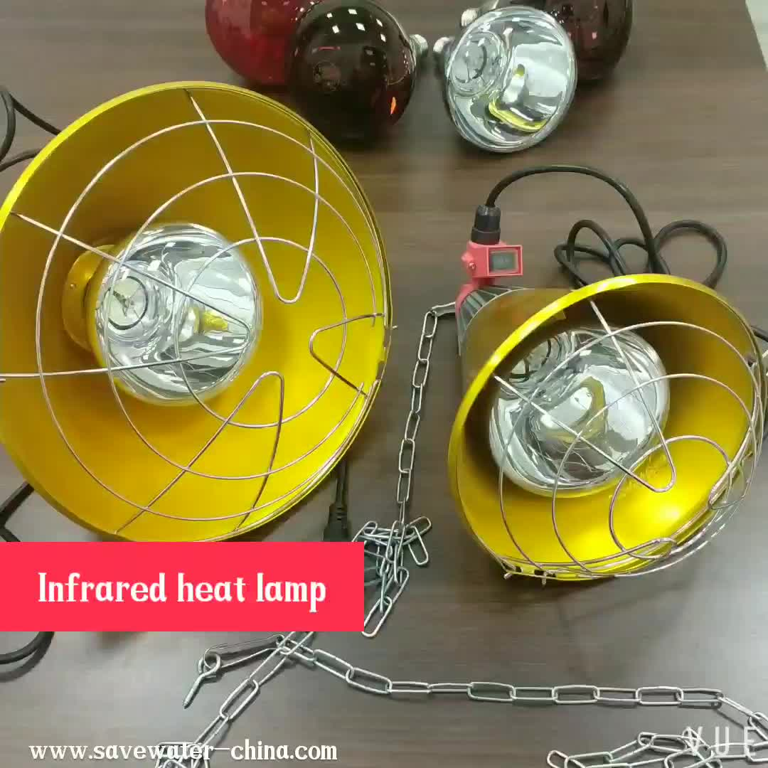 Heater Lamp For Chicken Electric Bulb Pig Pen Heater For Poultry Farm 220v 175w 400w Buy Infrared Heating Lamp Solar Powered Heat Lamp Heat Lamp