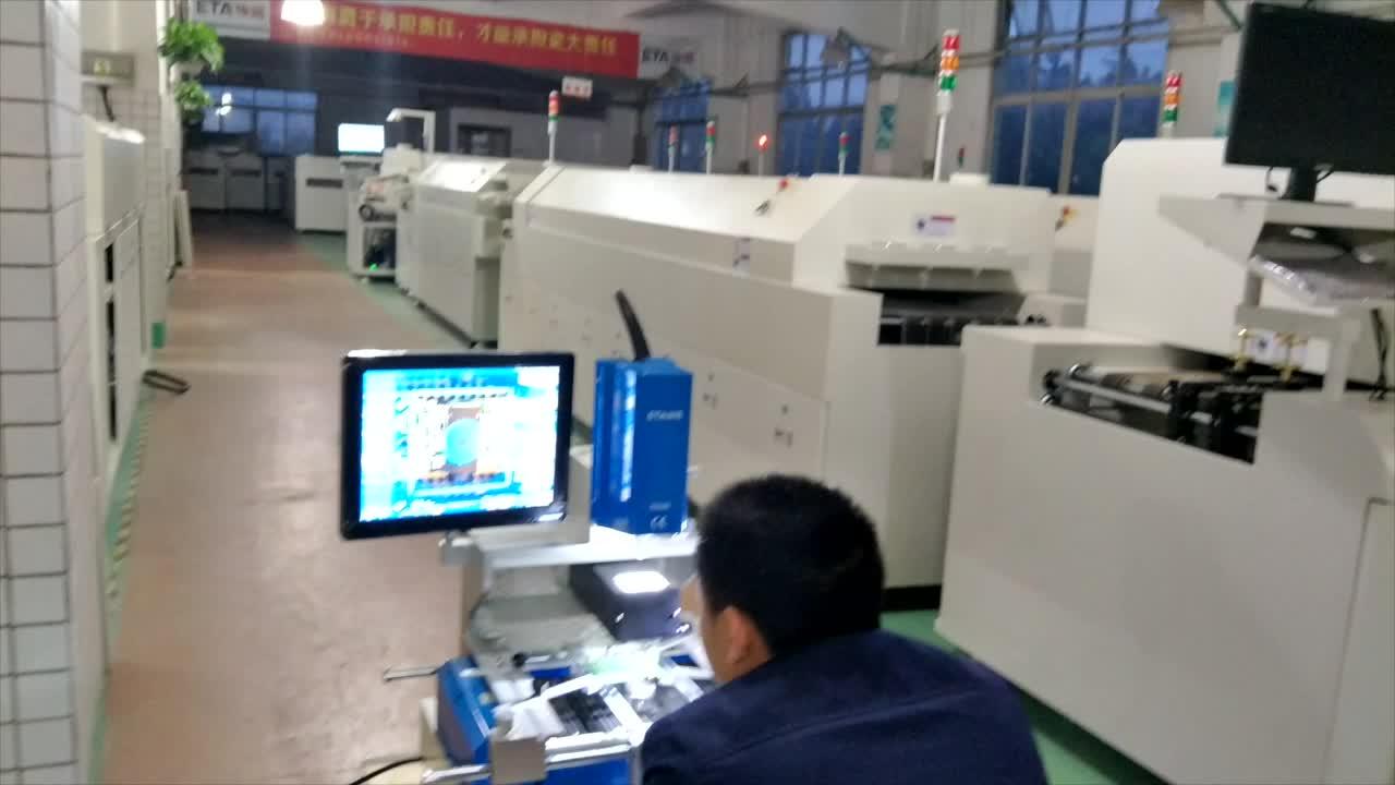 Factory Price Automatic Mobile Phone BGA Rework Station ETA-BR120 for iphone ipad Macbook Logic Board Repair