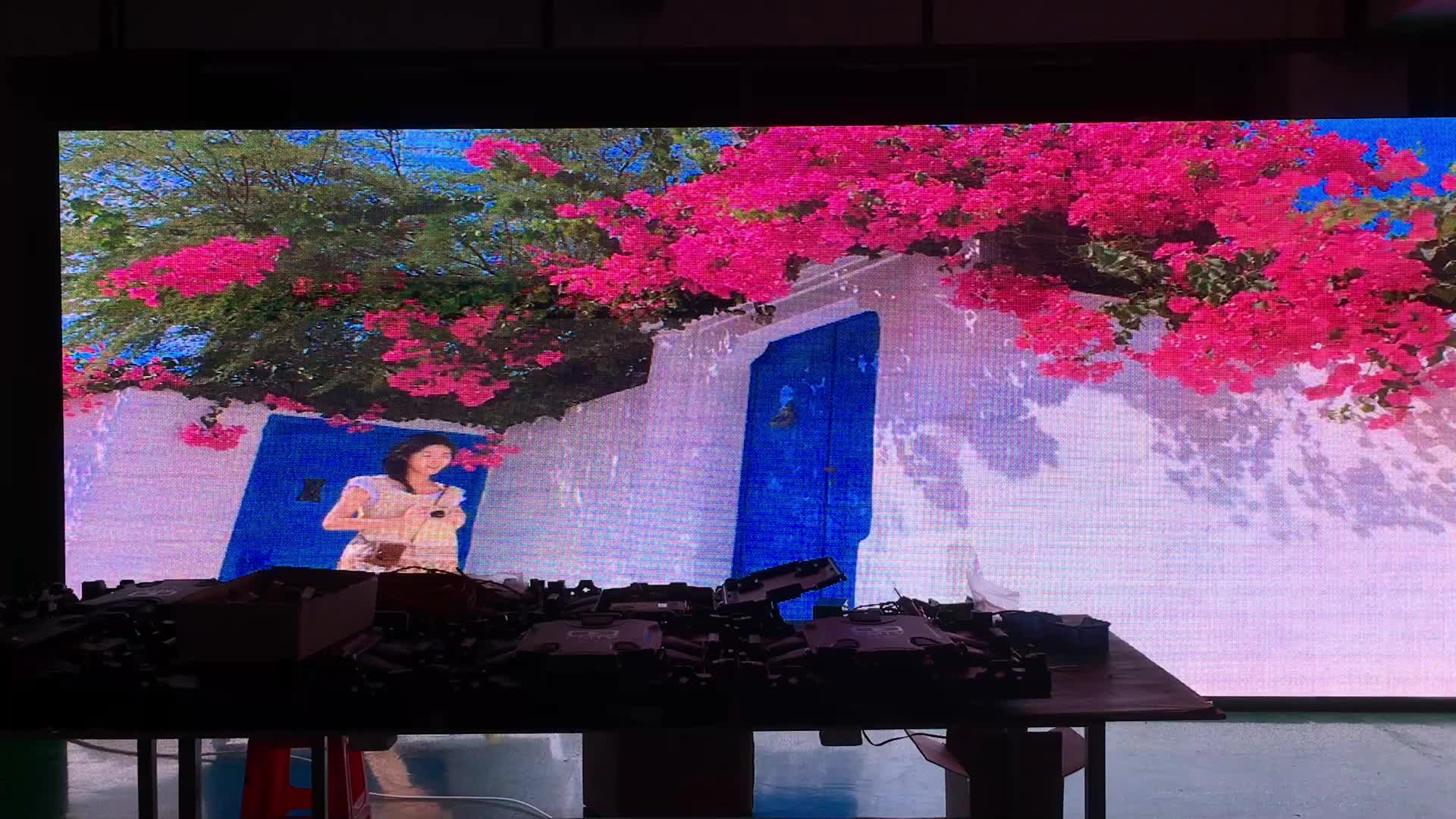 Price p6 Outdoor Full Color LED Billboard 6mm Advertising LED Screen