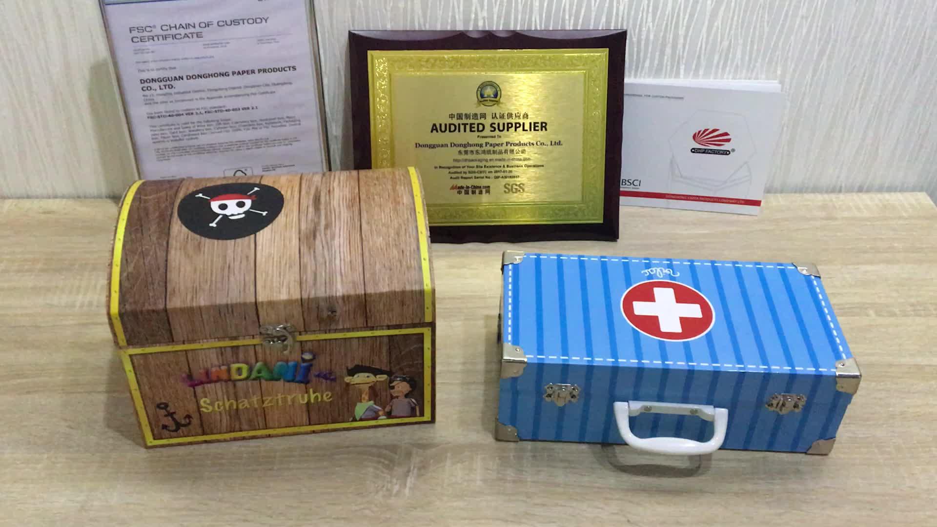 Protótipo do Modelo de Brinquedo de Presente de Papel Papelão Blister PVC Janela Caixa De Embalagem Personalizada para Brinquedos