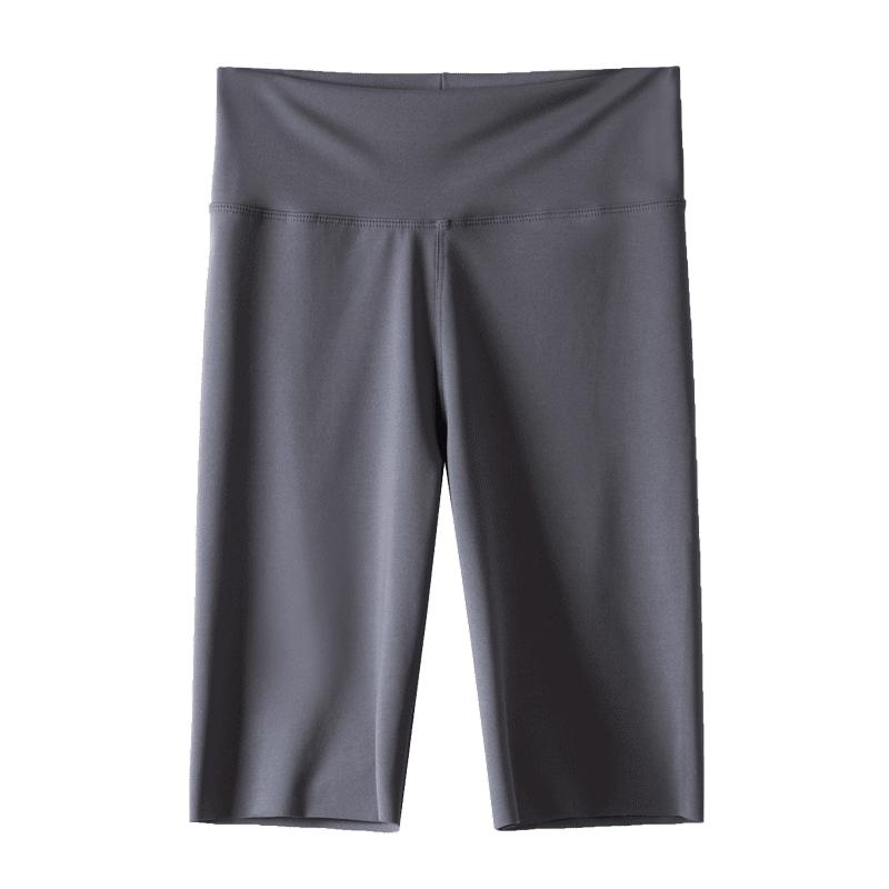 五分打底短裤女夏季高腰收腹提臀芭比瑜伽裤女外穿薄款紧身骑行裤