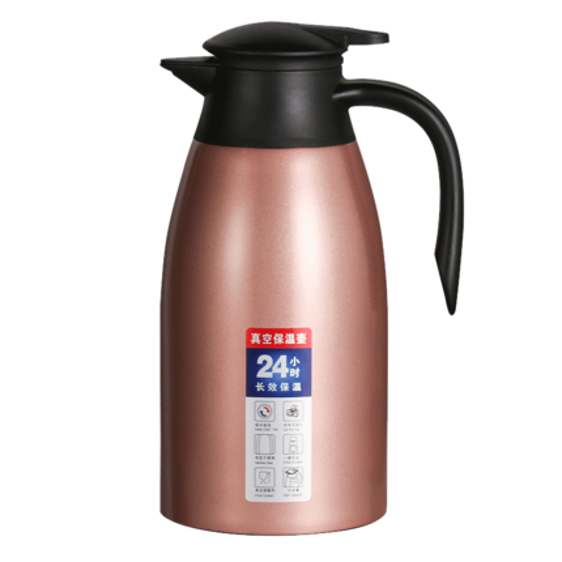 304不锈钢内胆家用大容量保温水壶