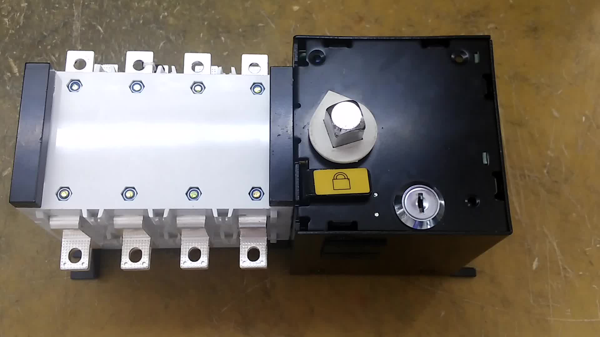 Double Power 3 Phase Automatic Transfer Switch For Diesel