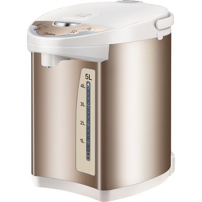 美的电热水瓶家用304不锈钢全自动智能保温大容量电烧水壶恒温701