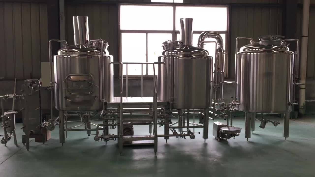 jinan fermenting equipment 500l micro brewery equipment for sale