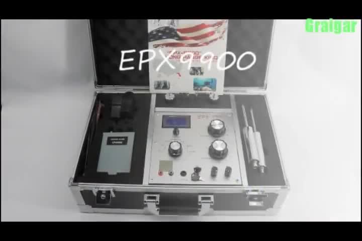 EPX9900 Long Range Underground Gold Diamond Silver Copper Metal Detector Detecting