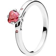 潘多拉你和我银戒指,200元左右学生党送女友情人节礼物