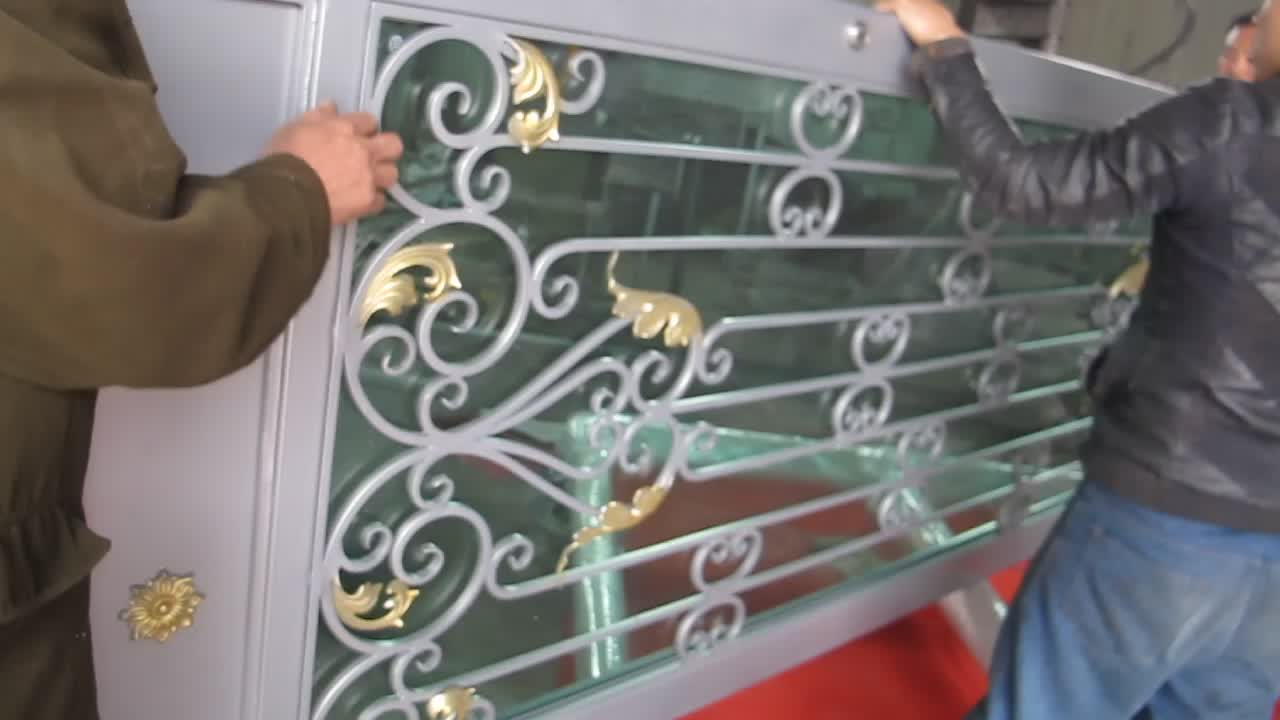 entry wrought iron double entry doors, main door design