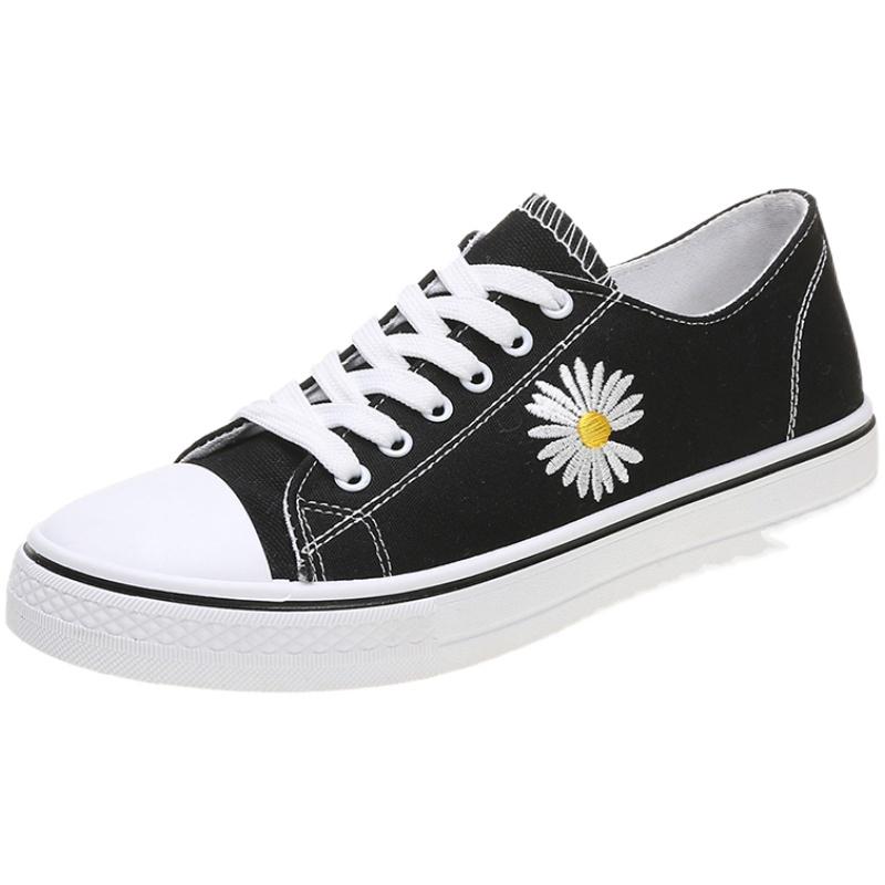 2021新款韩版ulzzang秋季帆布鞋质量怎么样
