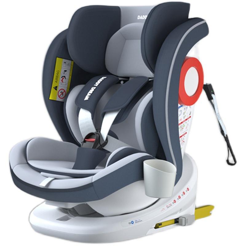 360度旋转车载安全座椅汽车宝宝评测好不好