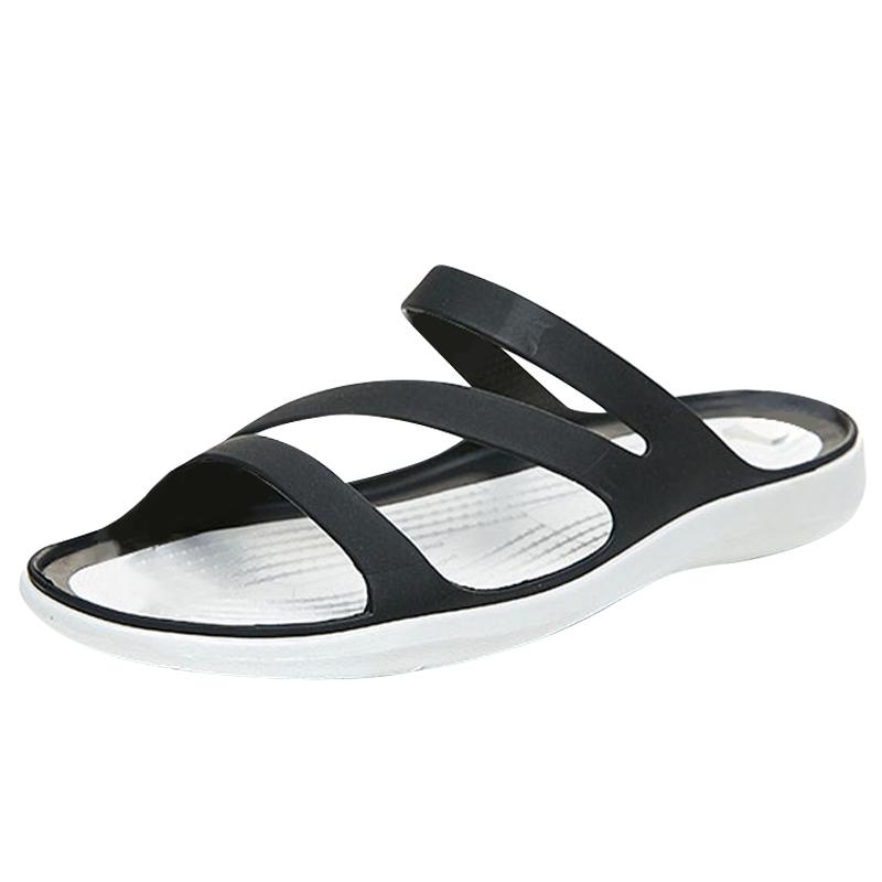 2021年新款夏季塑料罗马妈妈果冻鞋好不好用