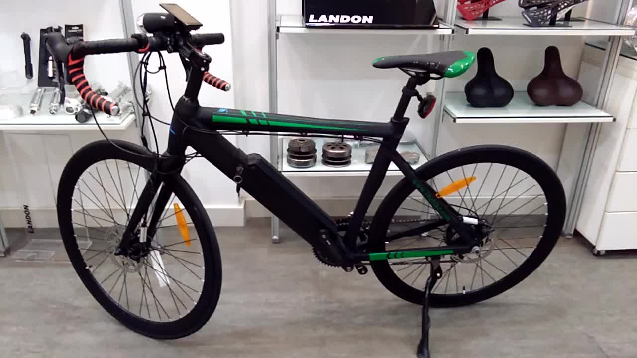 Chinese high speed e-bike 36V250W lithium battery electric mountain bike