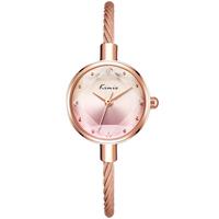 kimio轻奢小众简约气质女士手表使用评测分享