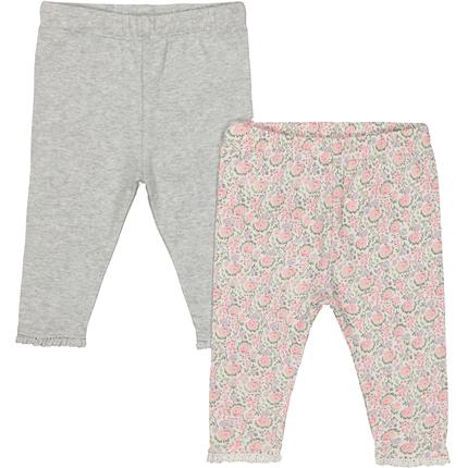 mothercare英国新生儿0-3岁2长裤