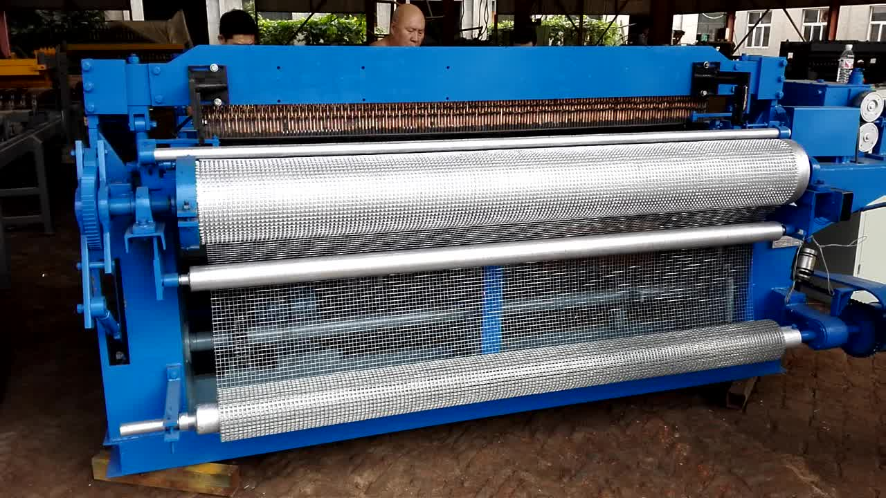 Roll mesh wire mesh making machine voor verkoop