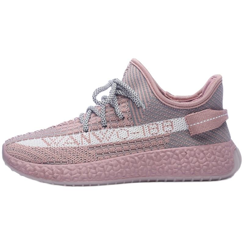 女鞋2021新款春季韩版椰鞋子休闲运动鞋女网红百搭鞋潮夜跑步鞋女