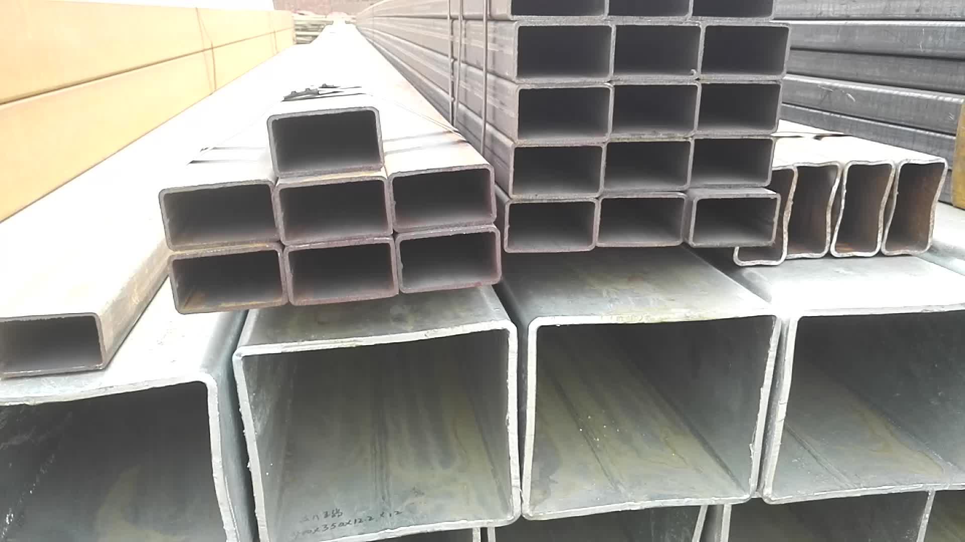 50*50*2 cm Le prix le plus bas 24 pouces tuyau d'acier carré sans soudure