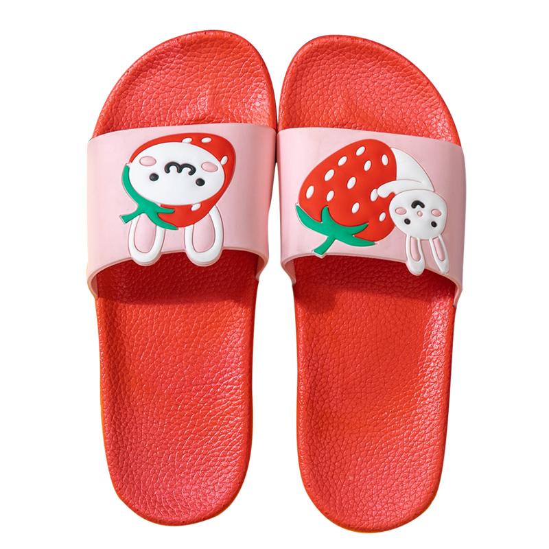 买一送一拖鞋女夏可爱室内凉拖鞋评价如何