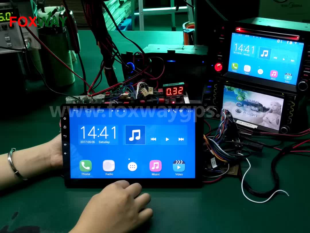 competitive price android car audio system, car audio for automobiles