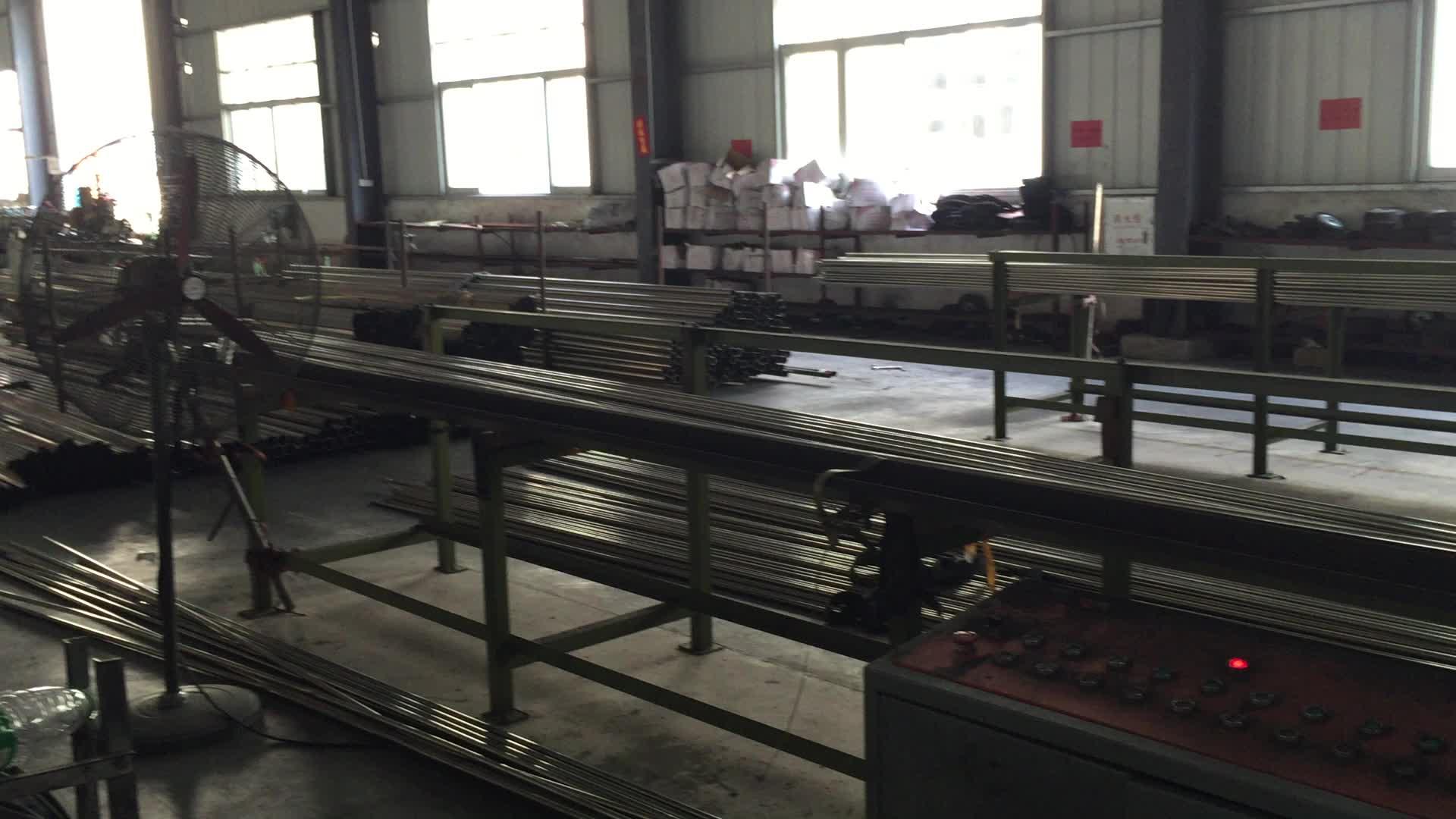 Brand new 아이언 맨 (iron stainless steel/round 관 연마 기계