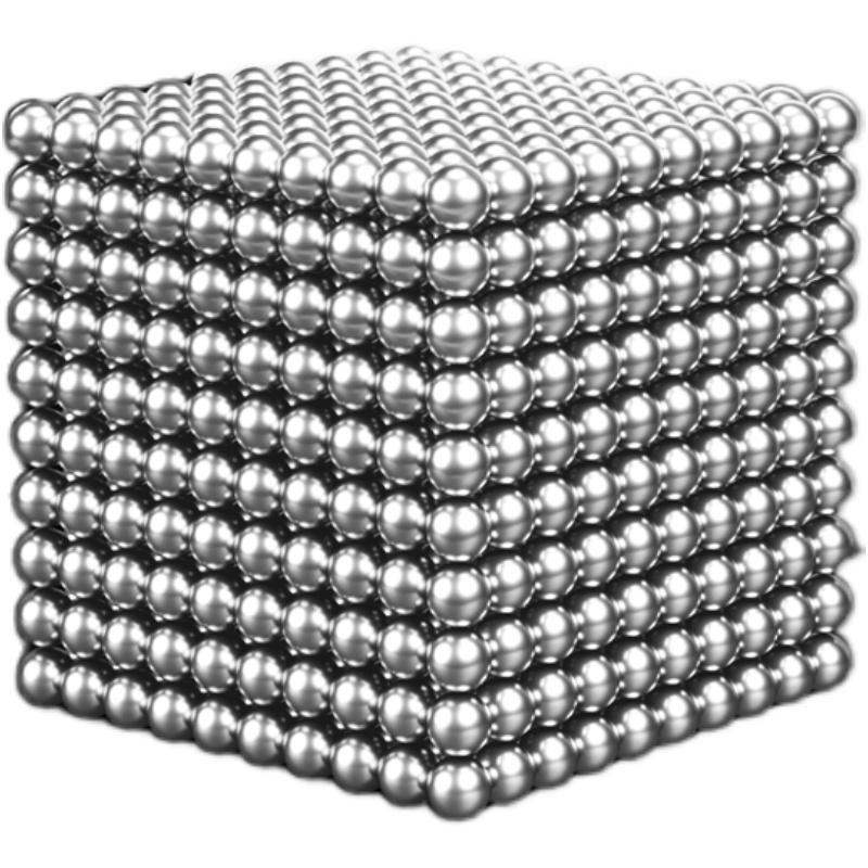 巴克球1000颗磁力棒魔力球拼装玩具好用吗
