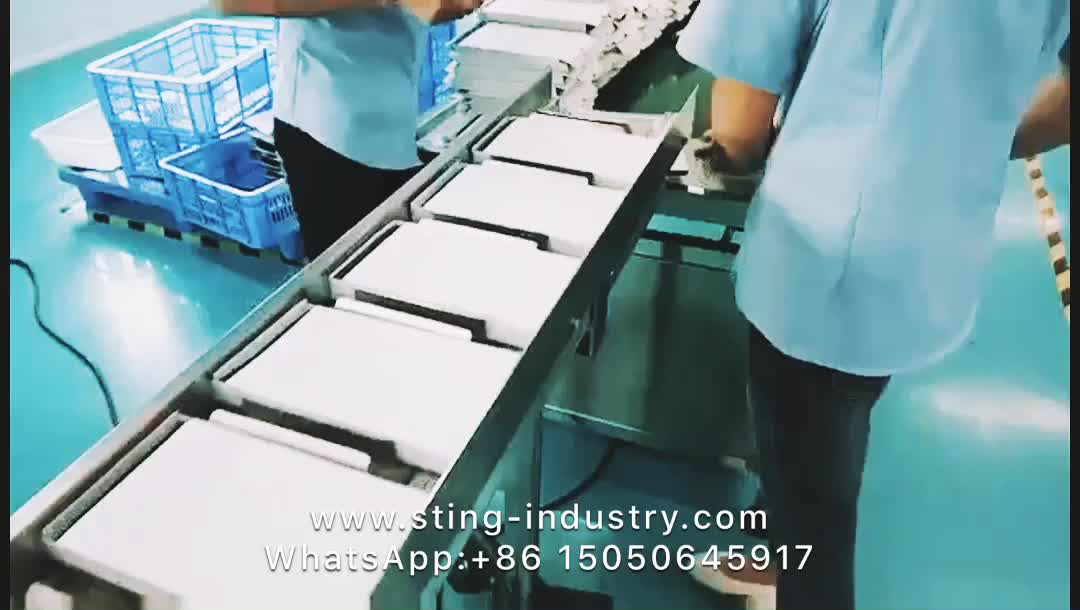 Automatic Medical Drugs Cosmetics Mask Box Carton  Packing Packaging Machine