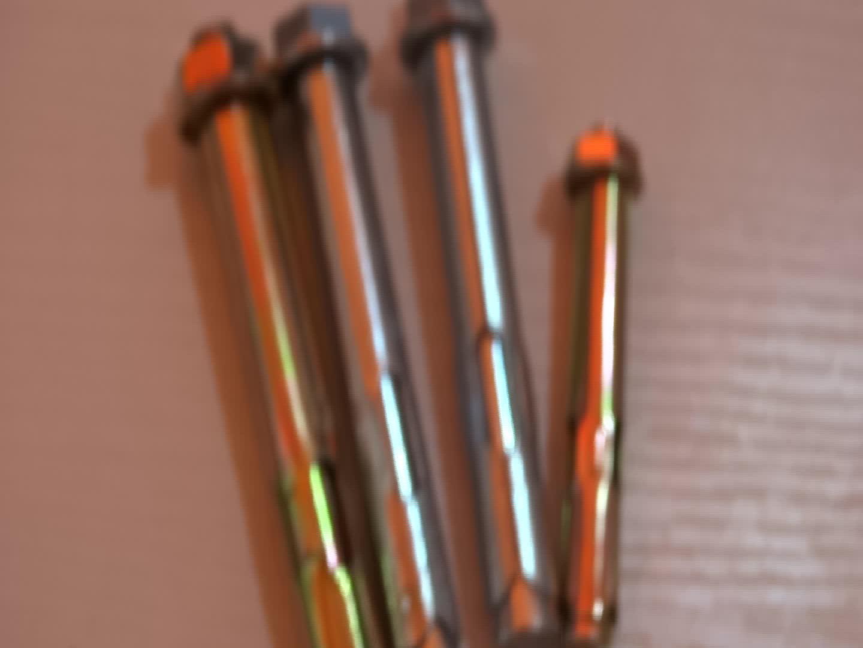 Factory Price Flange Nut Sleeve Anchor Flange Bolt