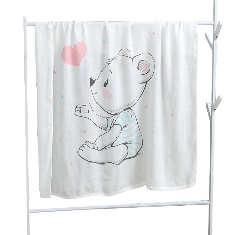 夏凉被冰丝竹纤维幼儿宝宝婴儿盖毯质量如何