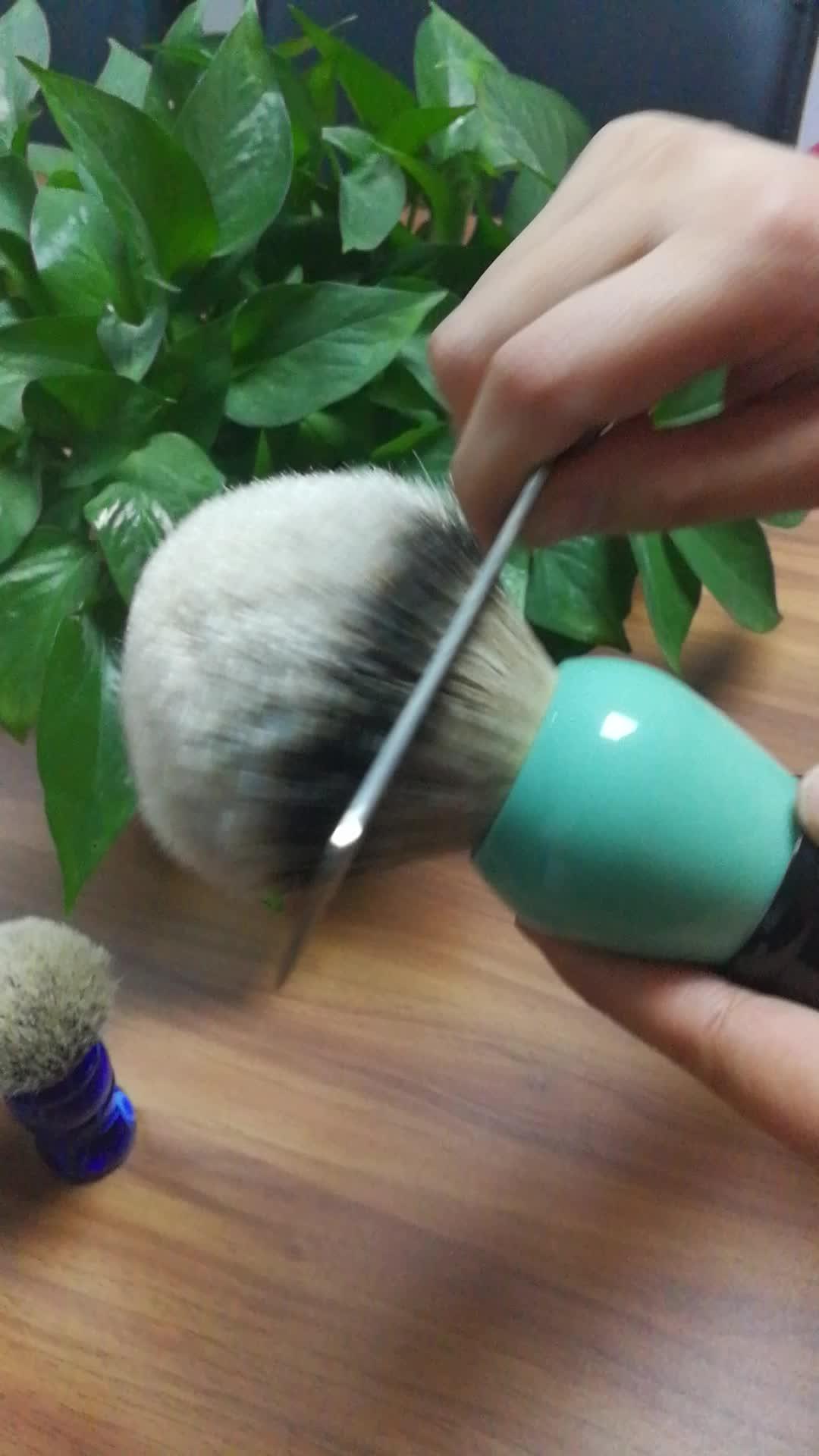 Silvertip Badger Hair Shaving Brush with Resin Handle