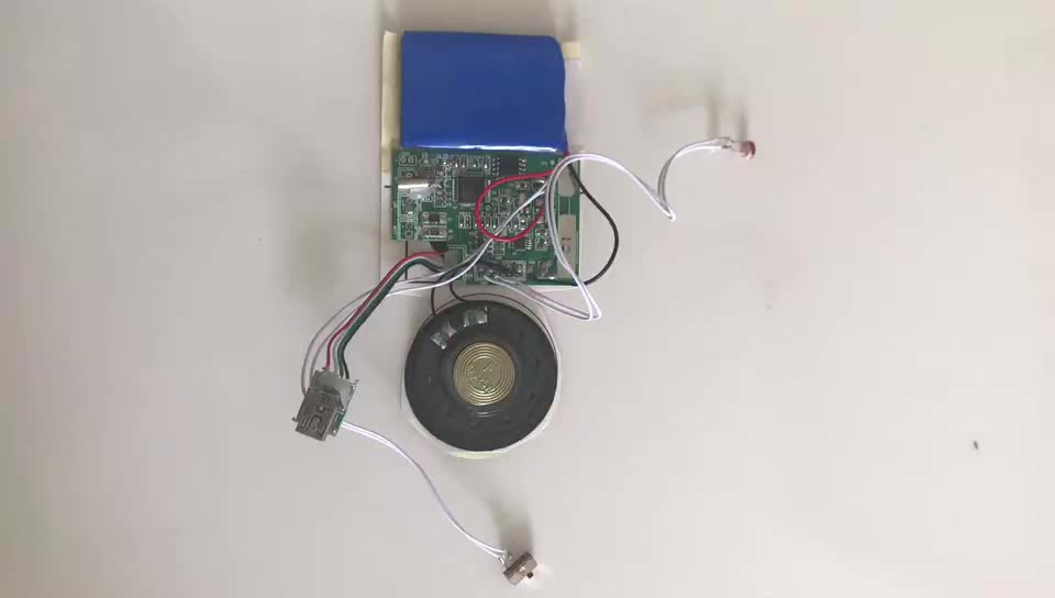 Cheap customized voice recording sound module for toys