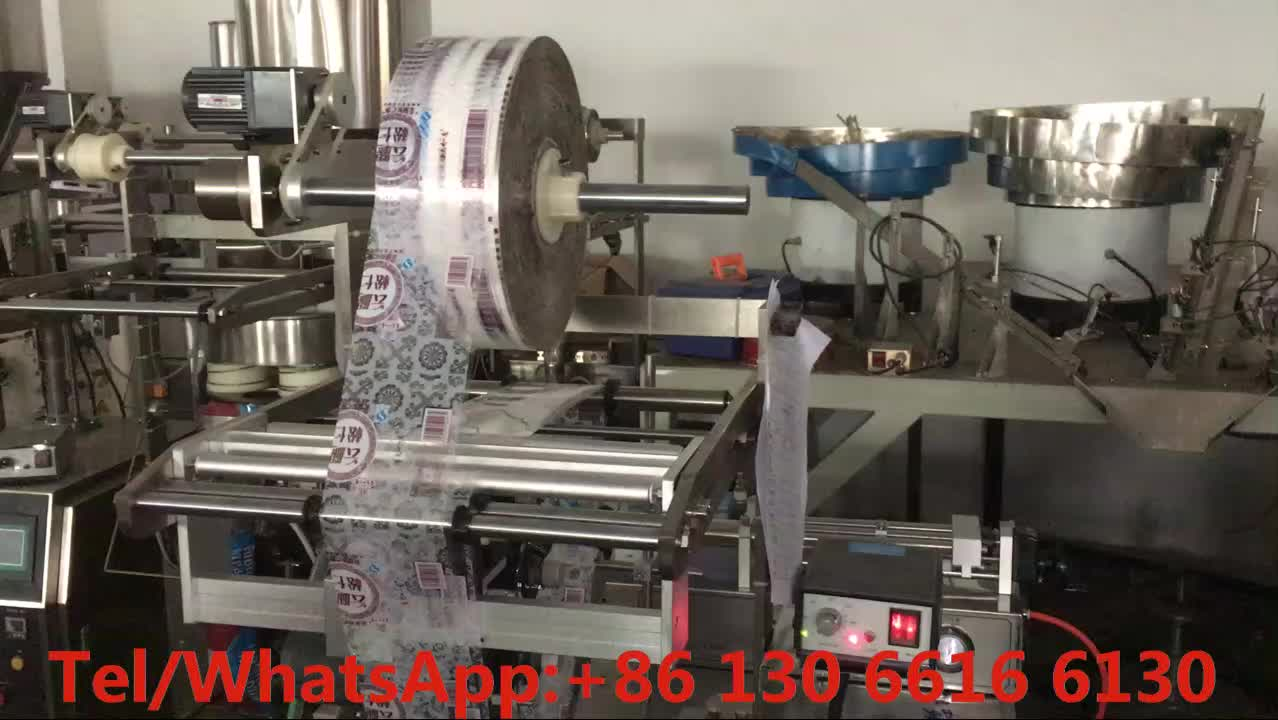 China 10ml olive sachet oil packing machine for cooking oil