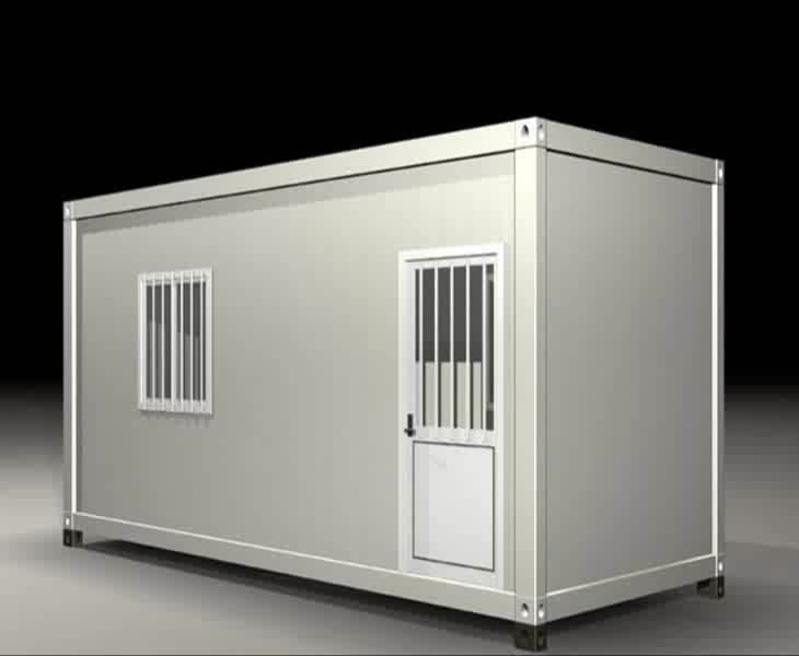 Hysun 20ft container house hycf a030 container villa for Villa container