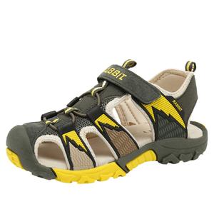 2021年新款儿童夏季包头中大童凉鞋