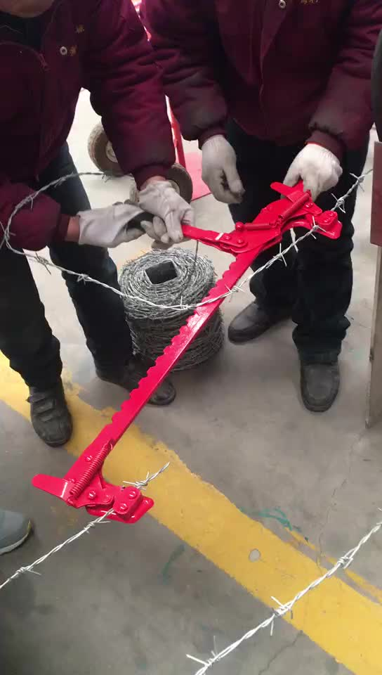 High Tensile Fence Wire Tightener Stretcher Chain Strainer