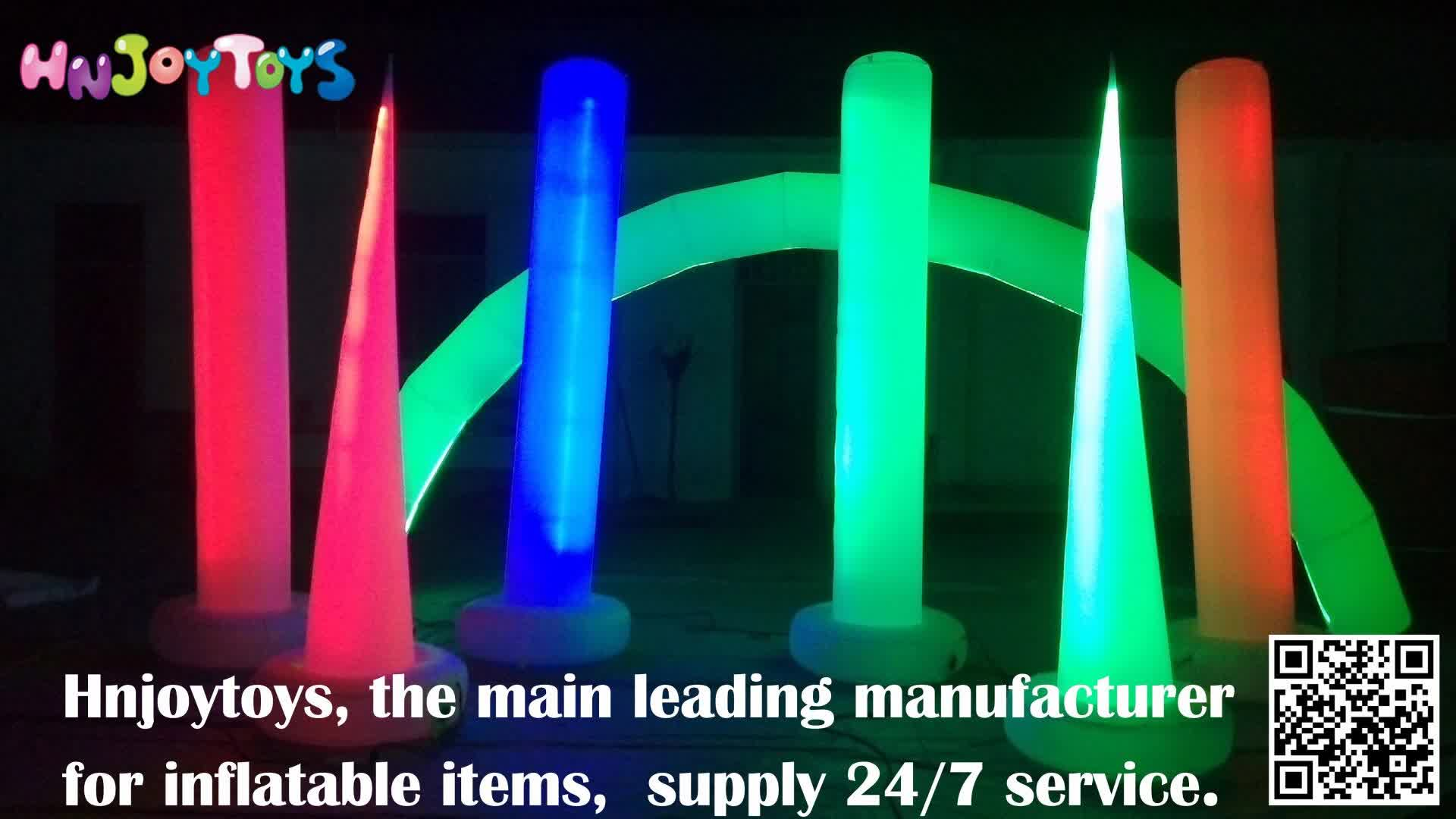 Party Event use advertising inflatable luminous