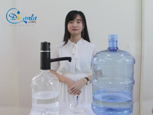 Factory Direct Sale Portable Mini Electric Wireless Cold Water Dispenser for 5 Gallon Water DIspenser Spare Parts