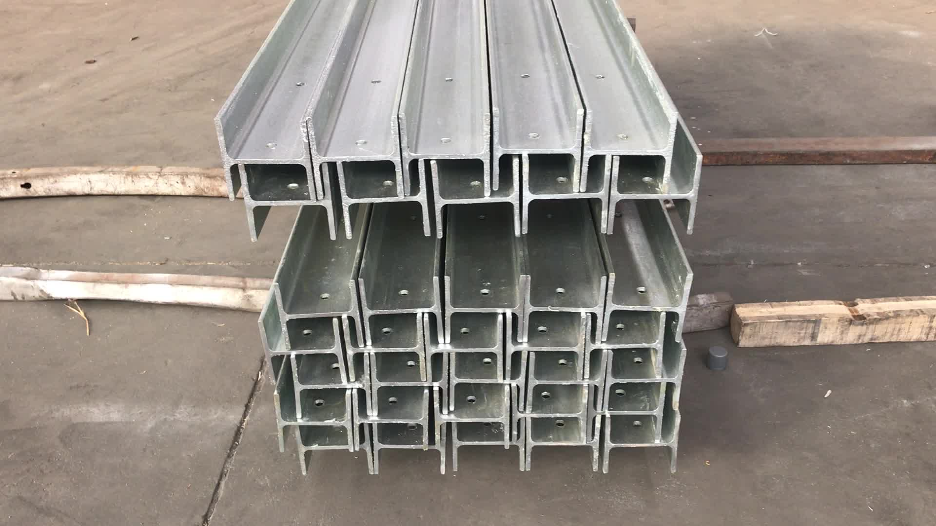 Hot Dip Galvanized Steel Fence Post H Shape Beam Buy H