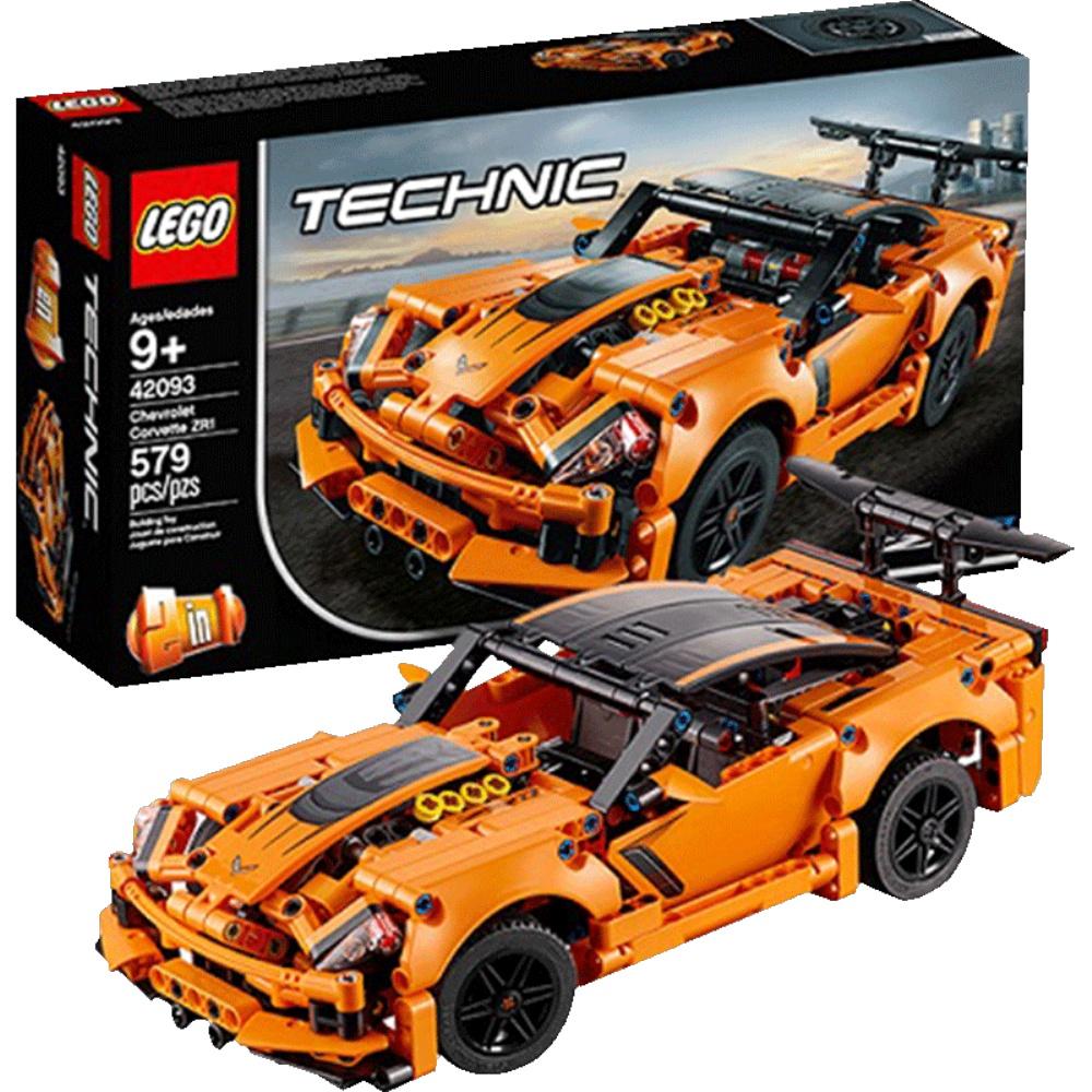 乐高进口积木机械组系列拼装玩具怎么样