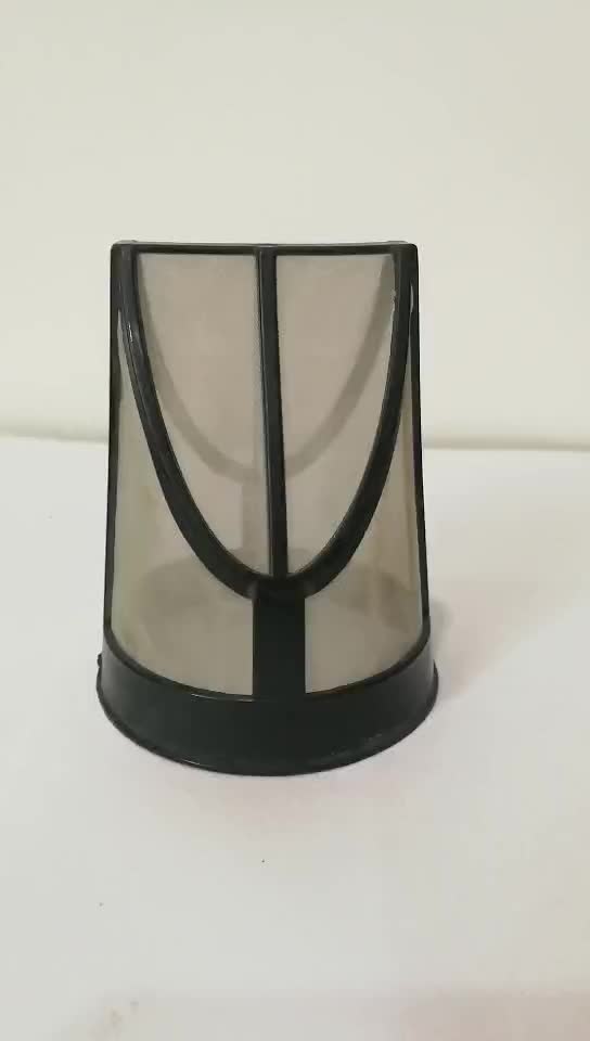 Best Selling Nylon Basket Mesh Cone Strainer Coffee Filter