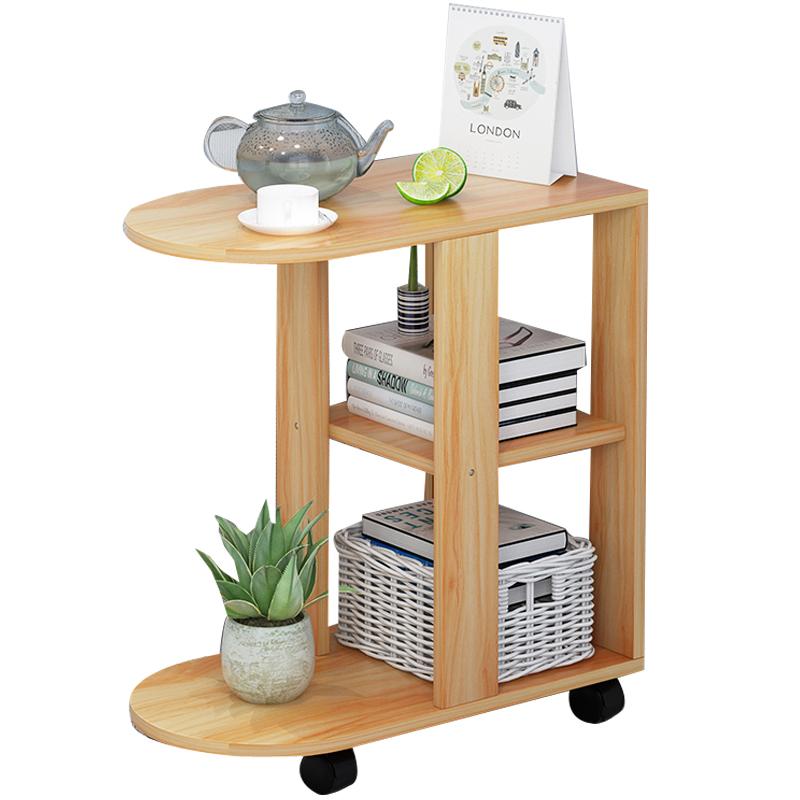 简约现代北欧小户型客厅家用小圆桌好不好用