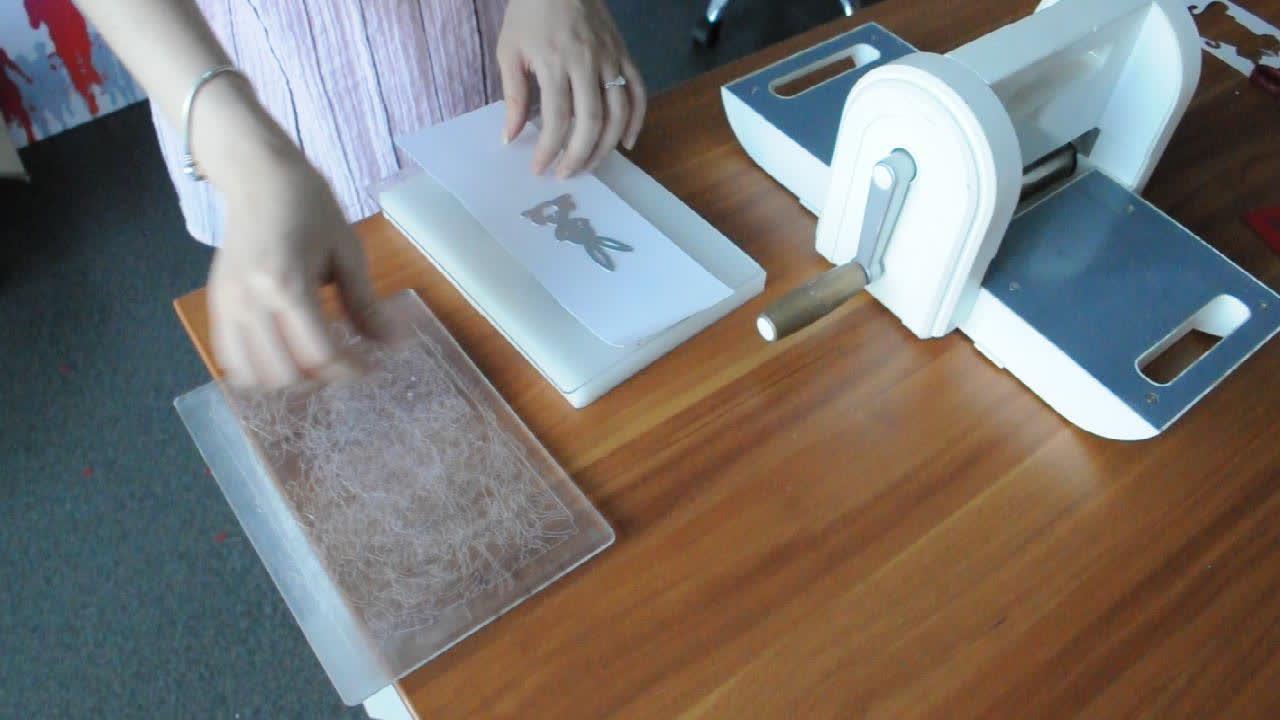 Di alta Qualità di Goffratura Die Macchina di Taglio Formato A4 Big Shot Tagliatrice di Carta