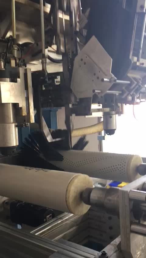 how to clean a roller machine