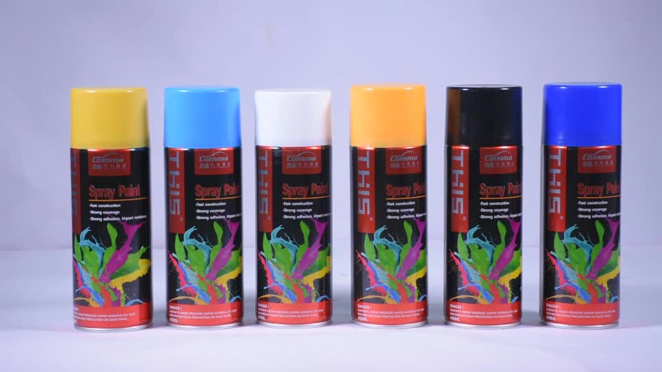 Car paint factory coating varnish lacquer modified liquid gold mirror effect chrome spray paint